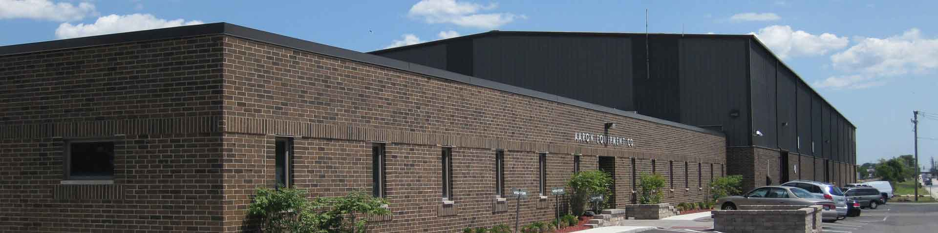 Aaron Equipment Company Headquarters