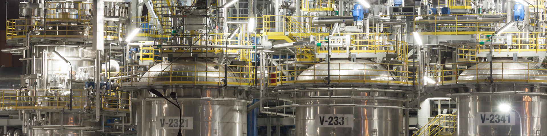 Process Equipment by Industry