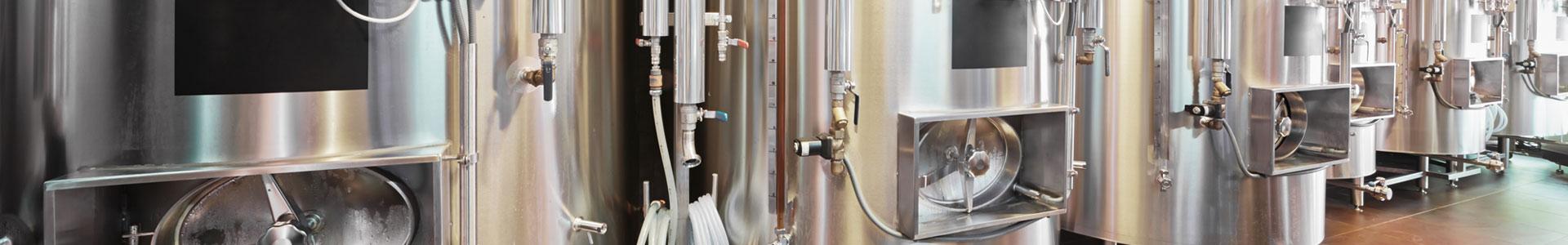 Food Grade Equipment & Beverage Tanks
