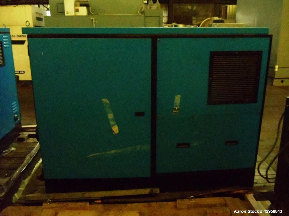 Used- Kobelco Air Compressor, Model KNW1-B/H/S