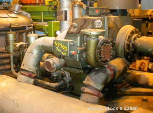 "Used- Joy ""Turbo Air"" Compressor, Model TAQ26M4CHR"