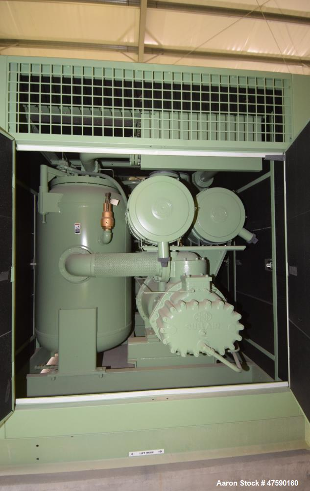 Unused- Sullair Water Cooled Industrial Rotary Screw Air Compressor