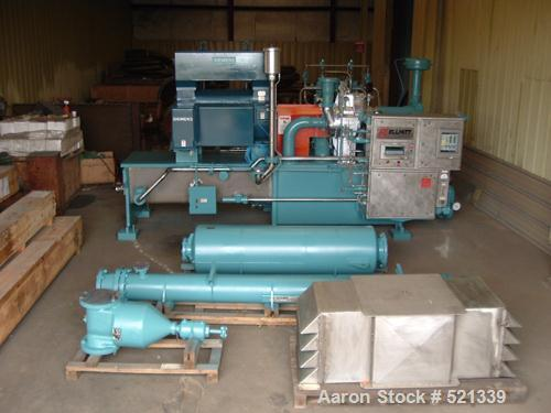 Unused-UNUSED: Elliott Plant Air Package Plus (PAP Plus), model 420DA3. Approximately 5000 cfm @ 100 psi, 1000 hp Siemens mo...