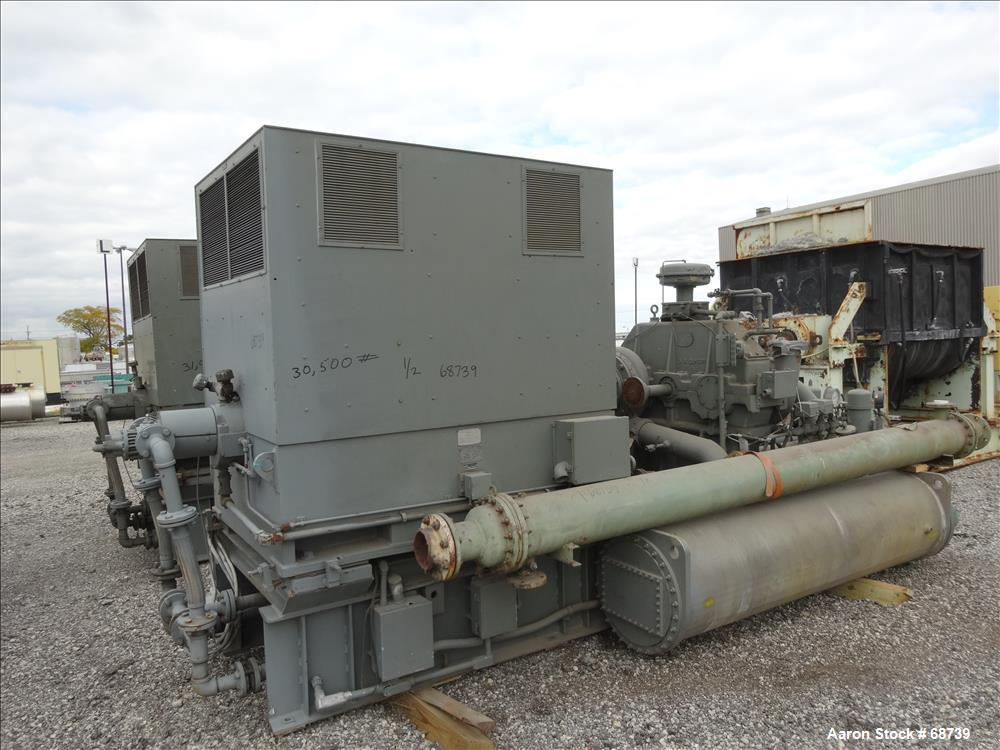 Used- Joy Manufacturing Company Turbo Air Compressor, Model TA50 HH