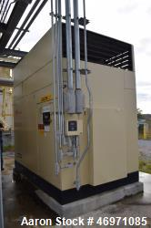 Used- Ingersoll-Rand Sierra Air Cooled Rotary Screw Air Compressor, Model H350A. Capacity 1501 CFM, rated operating pressure...