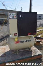Used- Ingersoll-Rand SSR UP Series Air Cooled Rotary Screw Compressor.