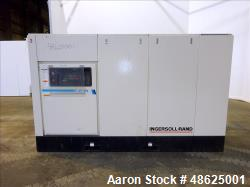 Used- Ingersoll Rand Rotary Screw Air Compressor, Model SSR-EP150.