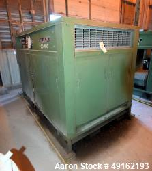 Used- Sullair Rotary Screw Air Compressor, Model 20-100L ACAC,