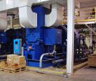 Used-Centac Compressor, Model 4C110M4.  2500 hp, 10,206 cfm intake, 5000 cfm @ 141 psi.