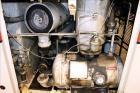 Used- Gardner Denver Electra-Screw Rotary Screw Air Compressor, Model EDEQJF.