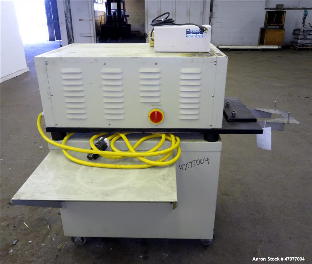Used- C.W. Brabender Plasti-Corder Mixing System