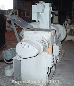 Used: Bramley Beken double arm mixer, model size 15