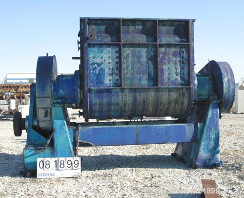 Used: Baker Perkins Double Arm Mixer, Size 23RWUEM