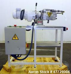 Used- Amasadora Lab Style Sigma Mixer, Type AMHHAC15.