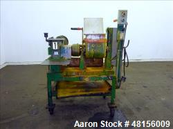 Used- Readco Double Arm Lab Mixer, Approximate 1.74 Gallon Working Capacity, 316