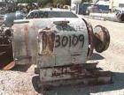 Used: Beken Bramley Double Arm Mixer, Model 1100/300, 600 Gallon