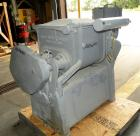Used- Fritz Meili Double Arm Mixer, 33 gallon working capacity, type LNS125, 316 stainless steel. Non-jacketed bowl 20-7/8