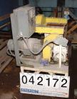 Used: Carbon Steel J H Day lab size 5 gallon W.C. double arm mixer, 7.5 gallon total