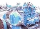 Used: Carbon Steel Werner & Pfleiderer 200 gallon working (300 total) lowboy double arm mixer