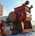 Used- Readco double arm mixer, approximately 100 gallon working capacity, carbon steel. Jacketed bowl 33