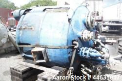 Used- 300 Gallon Pfaudler Glass Lined Reactor