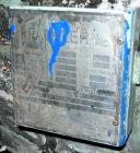 Used-Used: Pfaudler glass lined reactor, 1000 gallon, 9115 blue glass. Approximately 60