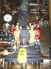 Used- 100 Liter R & M Italia Glass Reactor Train