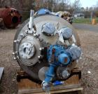 Used- Pfaudler glass lined reactor, 200 gallon