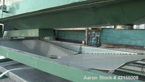 Used- Stainless Steel Screener