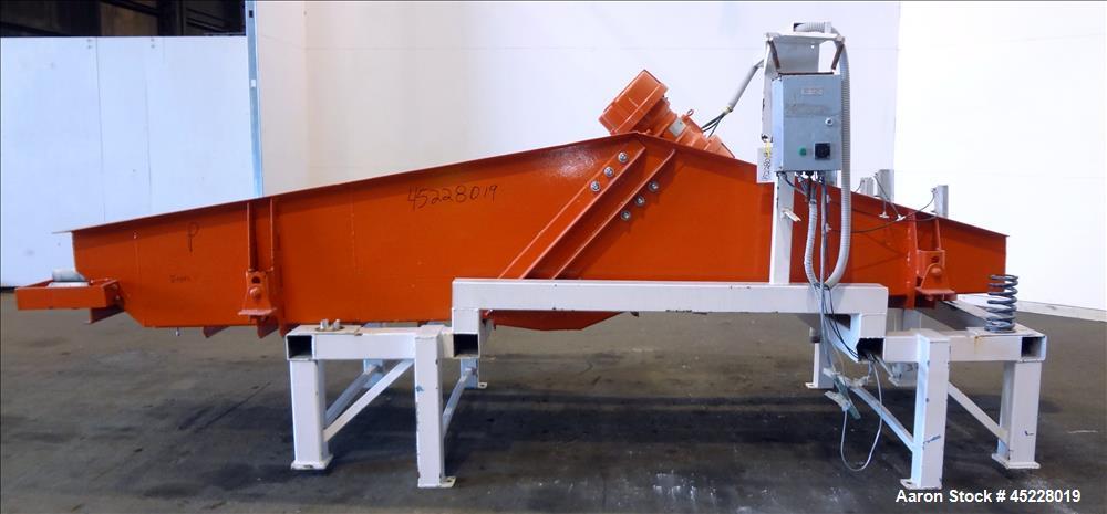 Used- IFE Vibratory Screener