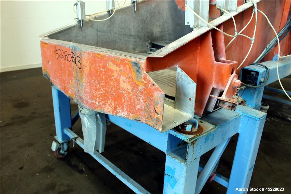 Used- IFE Vibratory Screener