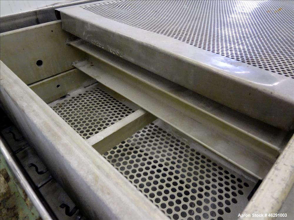 Used- Rotex Screener, Model 242A