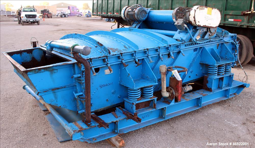 Used- Smico Rectangular Vibratory Screener