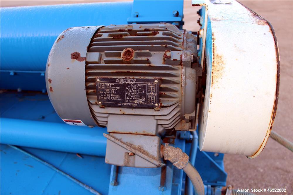 Used- Smico Rectangular Vibratory Screener