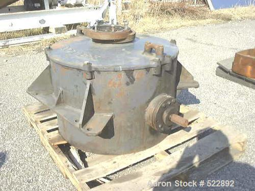 USED: Rotex drive head, series 50. Appears rebuilt or unused. Reported in excellent condition.