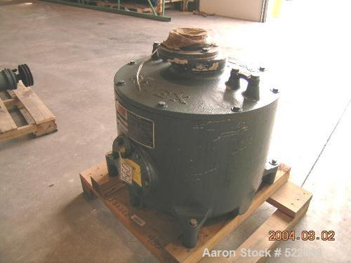 USED: Rotex drive head, series 80. Appears rebuilt or unused. Weightsettings 239 and 128 pounds. Reported in excellent condi...