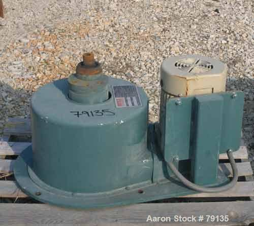 Used- Stainless Steel Rotex Screener, Model 3221ASS/SS