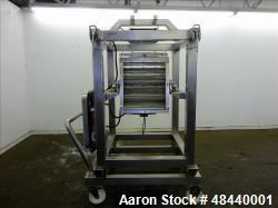 Used- Mogensen Sizer Screener, Model SPS 0554, 316 Stainless Steel.