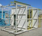 Used- Resin Screening Tower