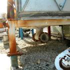 Used- Sweco Full Flow Separator, Model RM3A, 316 Stainless Steel. 4' Wide x 9' long deck with 3 sections of screen, designed...