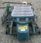 Used- Stainless Steel Rotex Screener, Model 11 PS SS/S