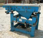 Used: Carbon Steel Descon Screener