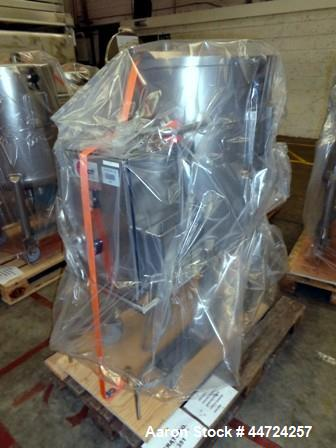 Used- 210 Liter Stainless Steel Tank