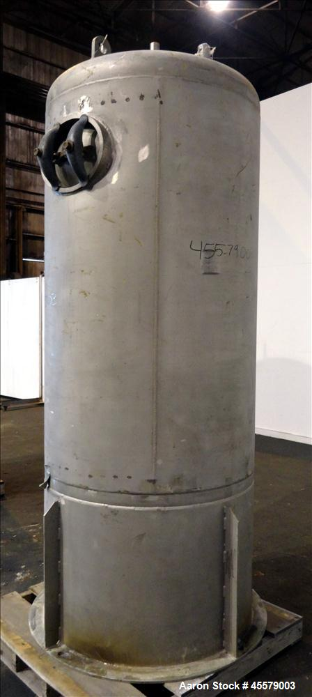Unused- Ionics Inc Pressure Tank (Evaporator Demineralizer)