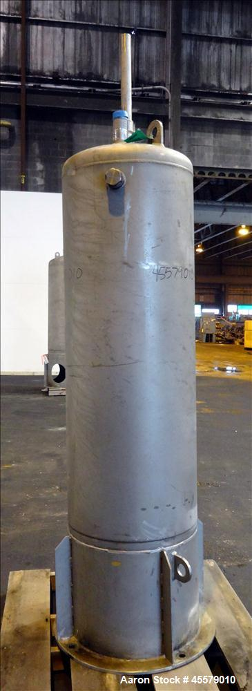 Unused- Ionics Inc Pressure Tank, (Evaporator Distillate Demineralizer)