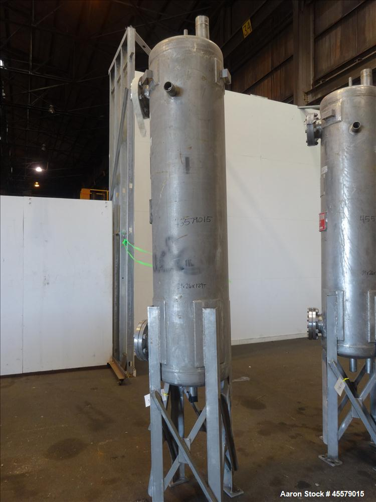Unused- Hydromation Filter Pressure Tank, (Demineralizer)