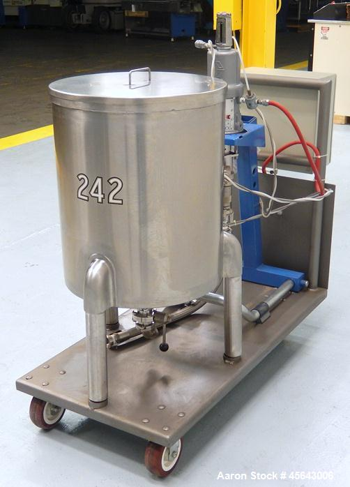Used- Graco Monarch Model 242 Spray System