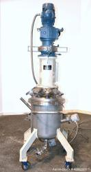 Used- 26.4 Gallon Stainless Steel UTI Tank, Model 100L