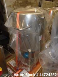 Used- 210 Liter Stainless Steel Tank