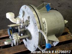 """Lee Industries Pressure Tank, 10 Gallon, Model 10DBT, 316 Stainless Steel, Vertical. 14"""" Diameter x..."""